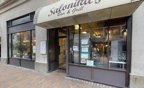Salonika's Bar & Grill